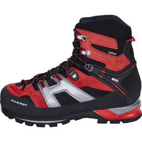 Mammut Magic High GTX Zapatillas Hombre, inferno-black